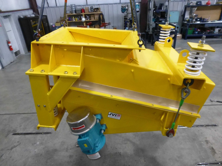 Electromechanical Vibrating Pan Feeders Manufactured By -7073