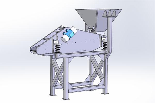 Dewatering Screen  Jvi Vibratory Equipment-7796